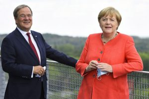 Angela Merkel's CDU Party Is Choosing a New Leader. Whoever Wins Might Become Germany's Next Chancellor