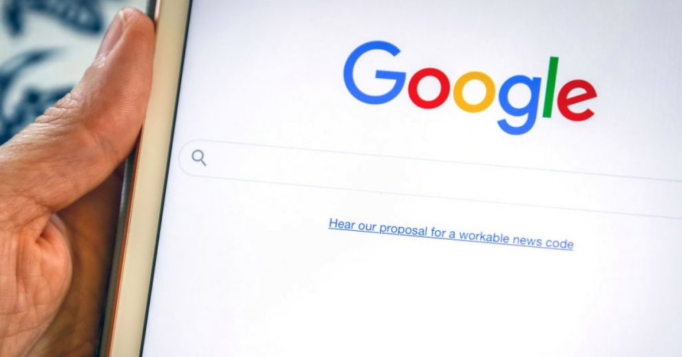 Google Threatens to Pull Out of Australia Over Plan to Make It Pay for News