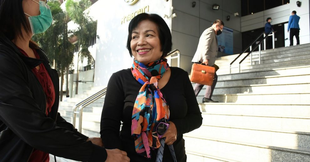 Thai Woman Sentenced to 43 Years in Prison for Posting Criticism of the King on Social Media