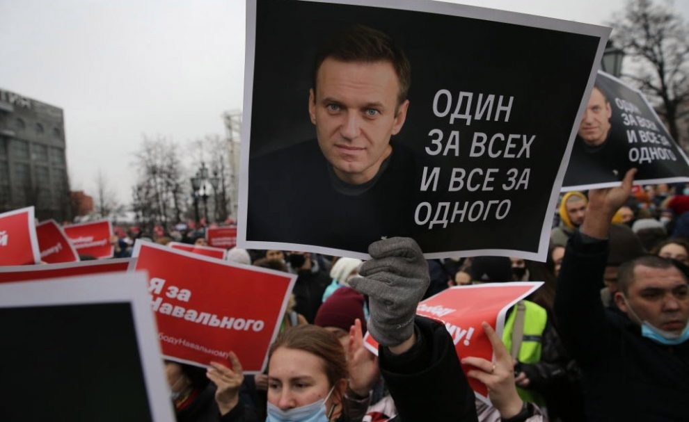 Alexei Navalny's Chief of Staff Predicts He Will Be Released 'Sooner Than Many Are Expecting'