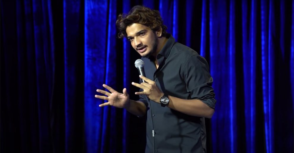 How An Indian Stand Up Comic Found Himself Arrested for a Joke He Didn't Tell
