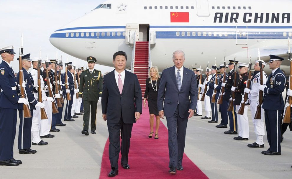 President Biden Raises Human Rights and Trade Concerns in First Call With China's Xi