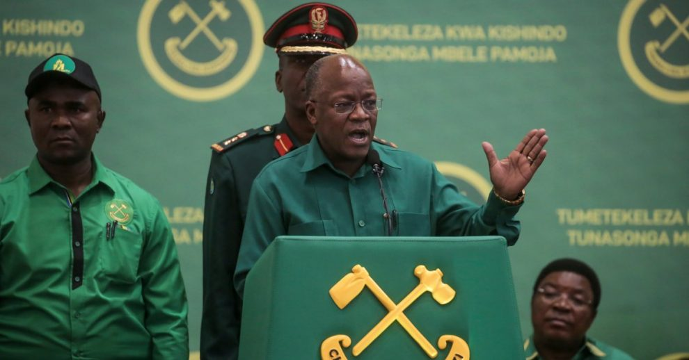 Tanzania's President Admits Country Has a COVID-19 Problem