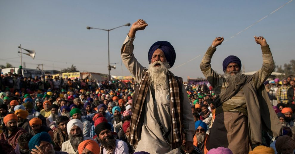 The Farmers' Protests Are a Turning Point for India's Democracy—and the World Can No Longer Ignore That