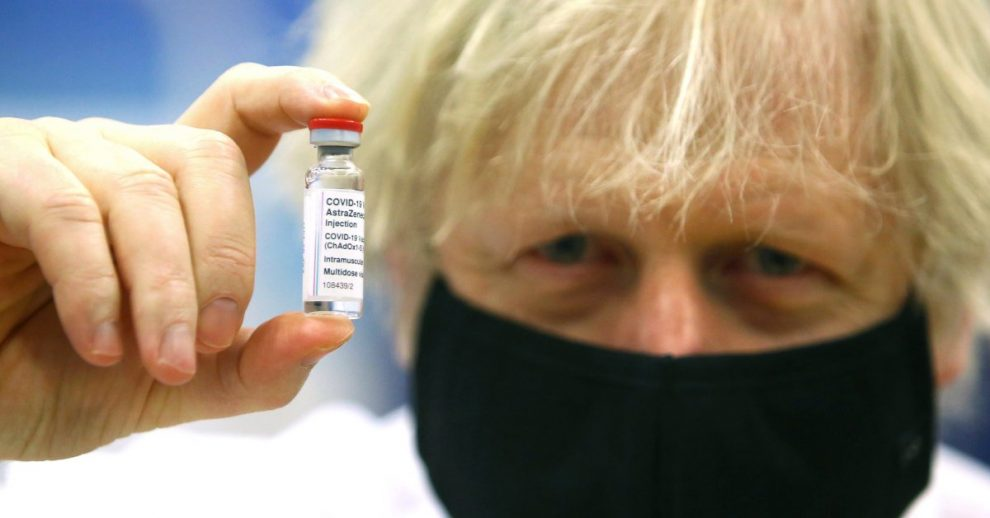 U.K. Speeds Up Vaccinations. All Adults Should Receive 1st Shot by July 31