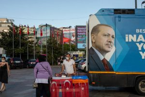 How Erdogan's Increasingly Erratic Rule in Turkey Presents a Risk to the World