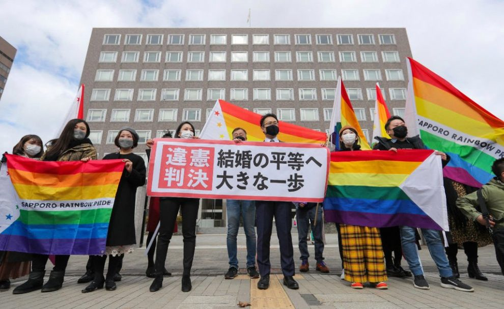 Japanese Court Rules Same-Sex Marriage Ban Is 'Unconstitutional' – But There's a Long Way to Go for LGBTQ Equality