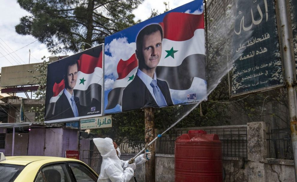 Syrian President Bashar Assad and His Wife Test Positive For COVID-19