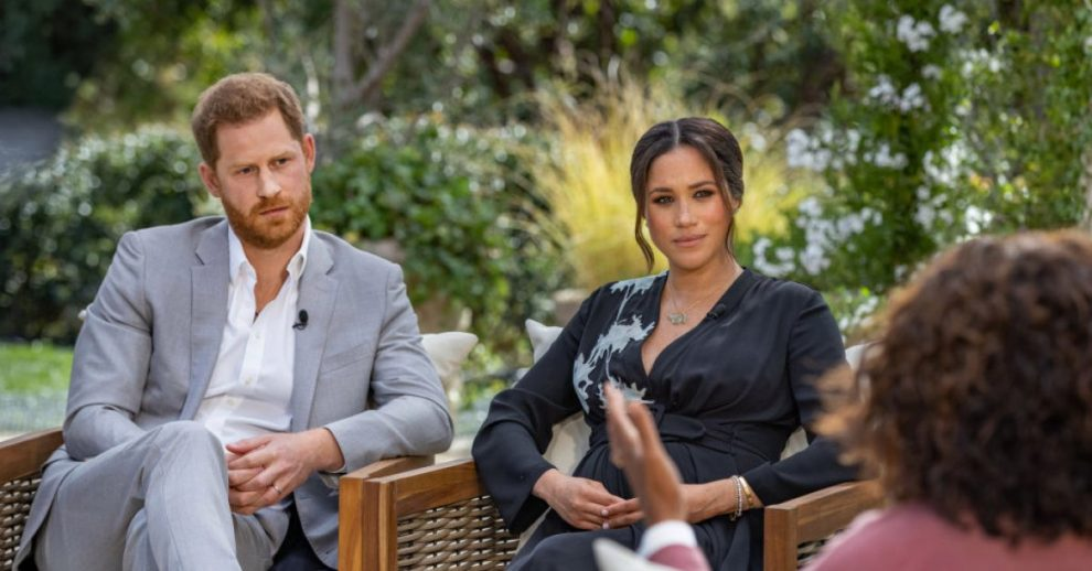 The Core Message of Meghan and Harry's Oprah Interview: Racism Drove Us From the Royal Family