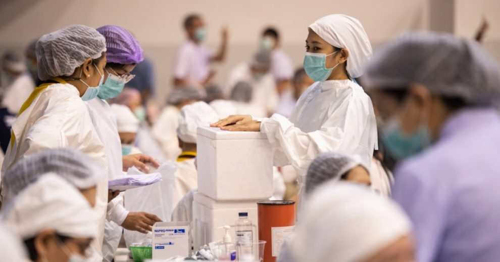 Asia's Economies Are Set to Rebound From COVID-19 Faster Than the U.S. or Europe—If They Can Step Up Vaccine Rollouts
