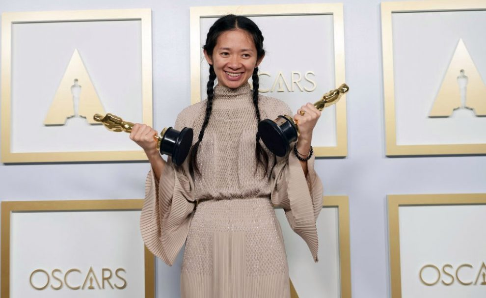 Here's Why Chloé Zhao's Oscars Win Was Censored in China