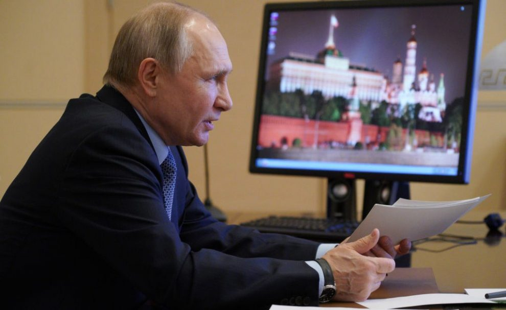 How Russia Is Stepping Up Its Campaign to Control the Internet