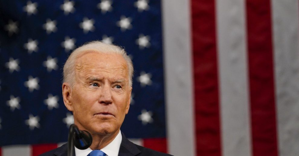 In His Speech to Congress, Joe Biden Sets Out a Vision for 'Competition, Not Conflict' With China