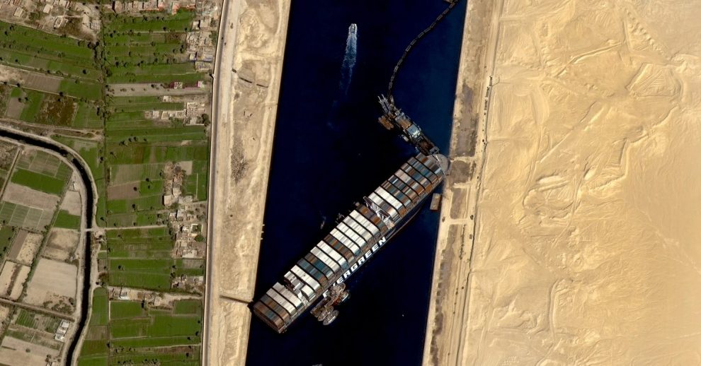 The Blocked Suez Canal Isn't the Only Waterway the World Should Be Worried About