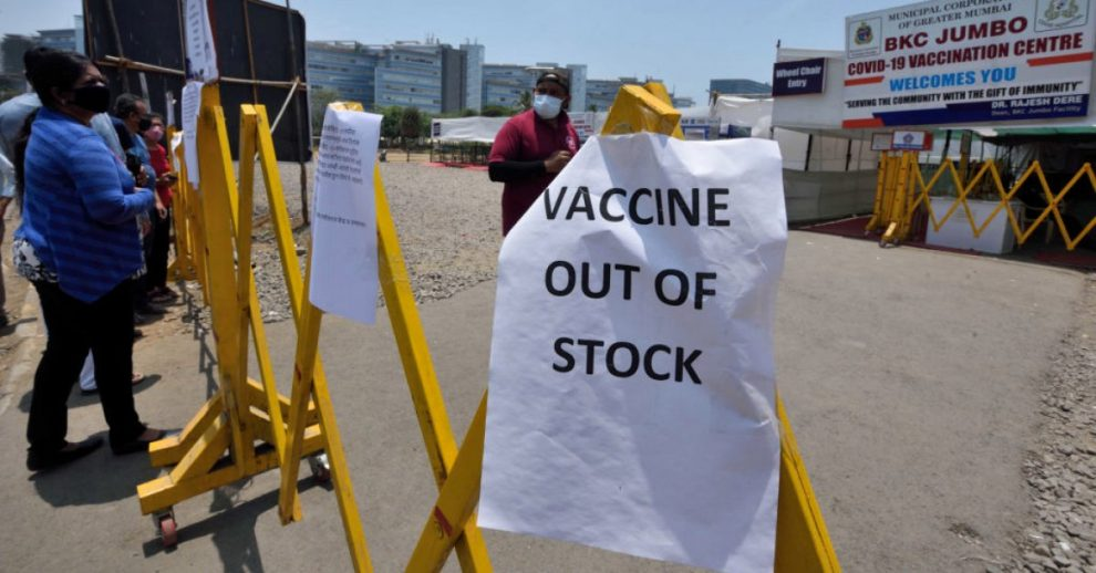 U.S. Sends Vaccine Supplies to Help India Fight Its Devastating COVID-19 Surge – but No Vaccines Yet