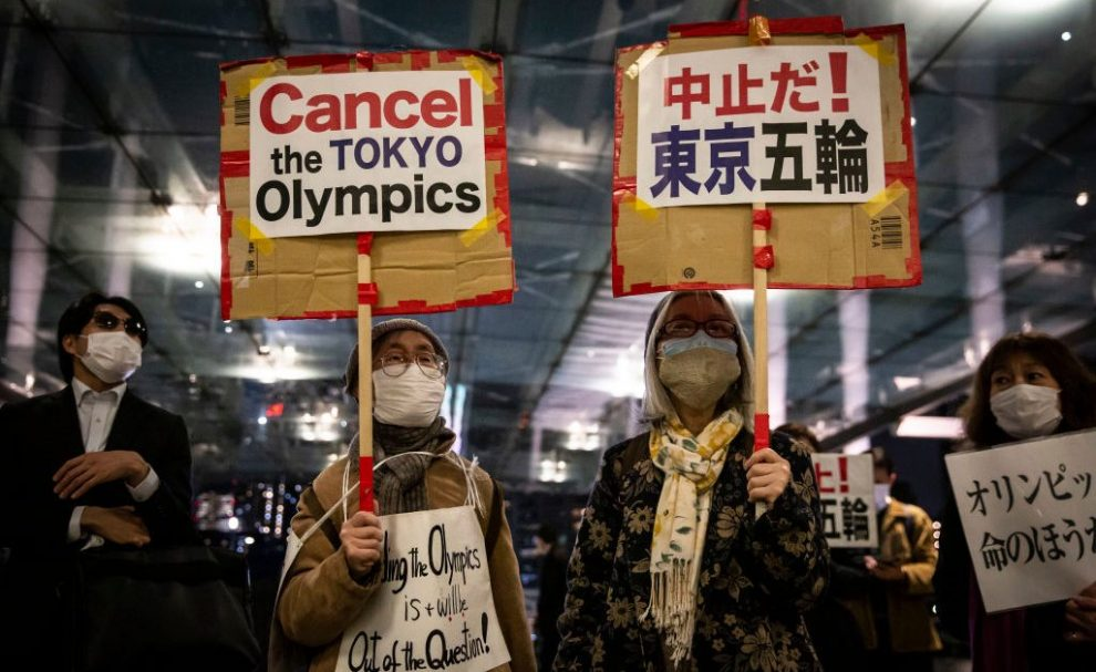 Will Japan's Low Immunization Rate Pose a Problem for the Olympics?