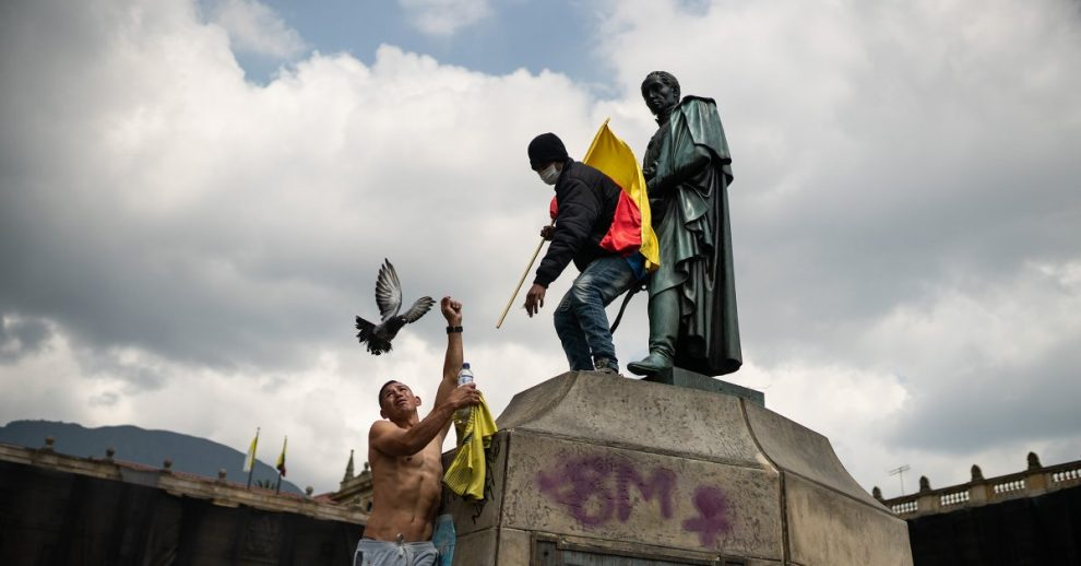 'There's No Easy Way Out of This.' How Anti-Government Protests in Colombia Escalated into Deadly Clashes with Police