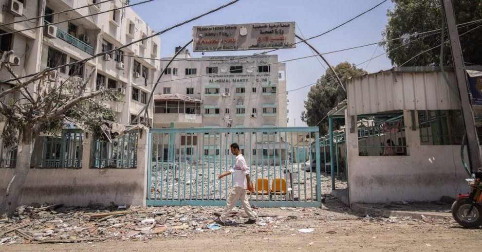 A Palestinian Doctor's Account of Life Under Israeli Bombardment in Gaza