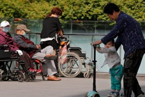 China's Population Growth Slows as Fewer Couples Opt to Have Babies