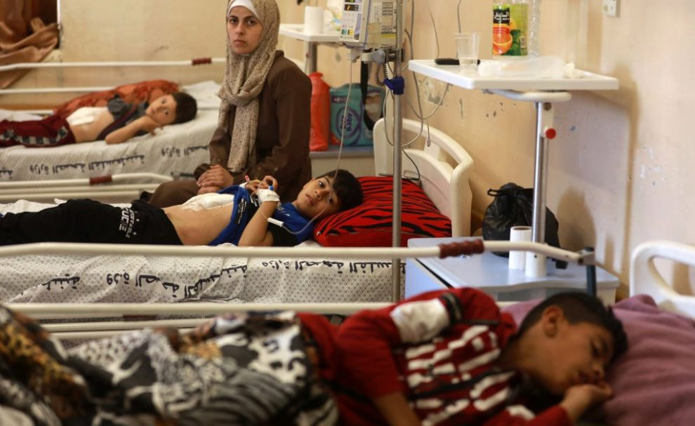 Conflict in the Gaza Strip Could Lead to a New COVID-19 Surge