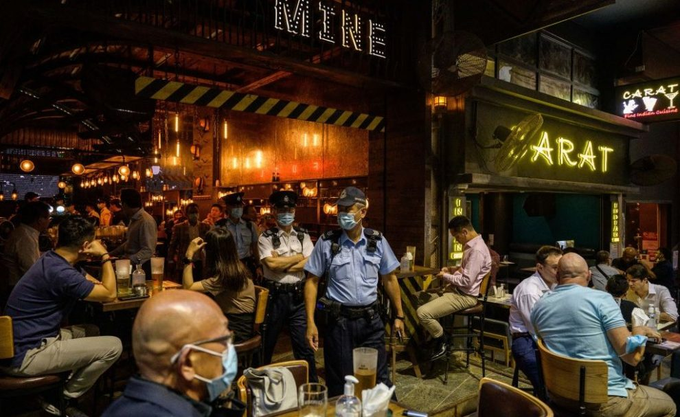 Hong Kong Reopened Bars, but Only If You're Vaccinated. Will That Boost Lackluster Immunization Rates?