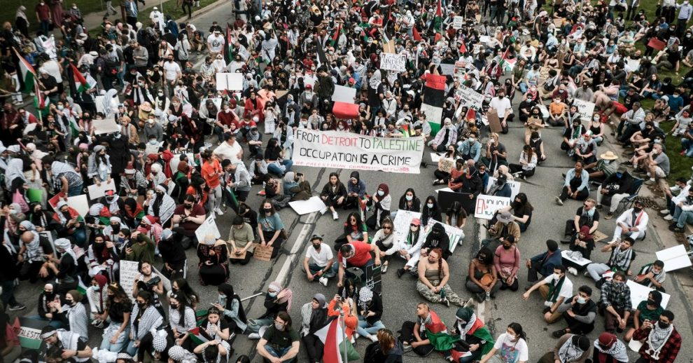 How Online Activism and the Racial Reckoning in the U.S. Have Helped Drive a Groundswell of Support for Palestinians