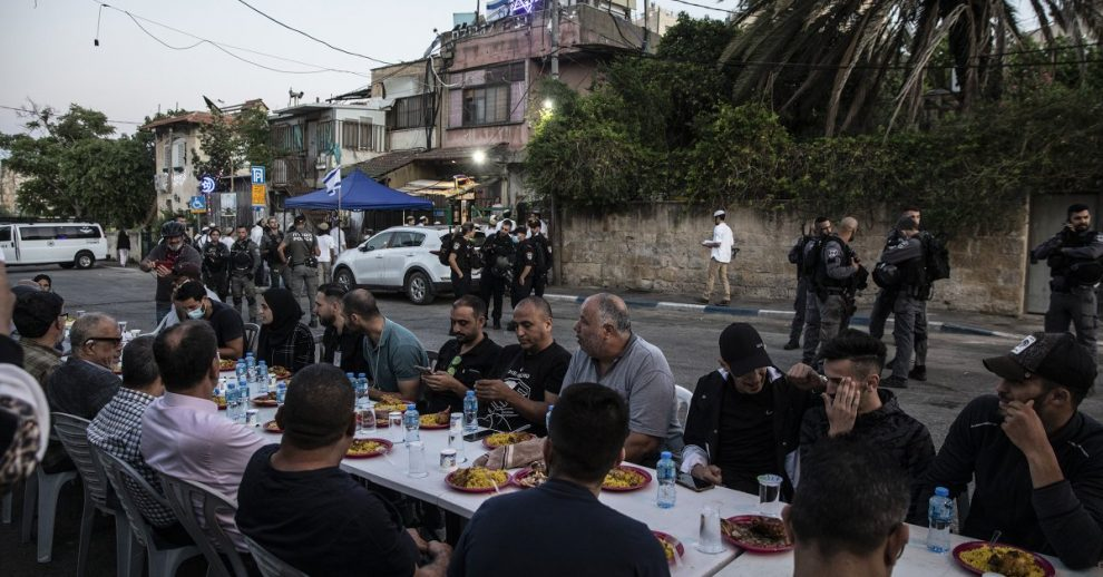 How a Palestinian Uprising Against Israeli Forced Evictions Spiraled Rapidly Toward 'Full-Scale War'