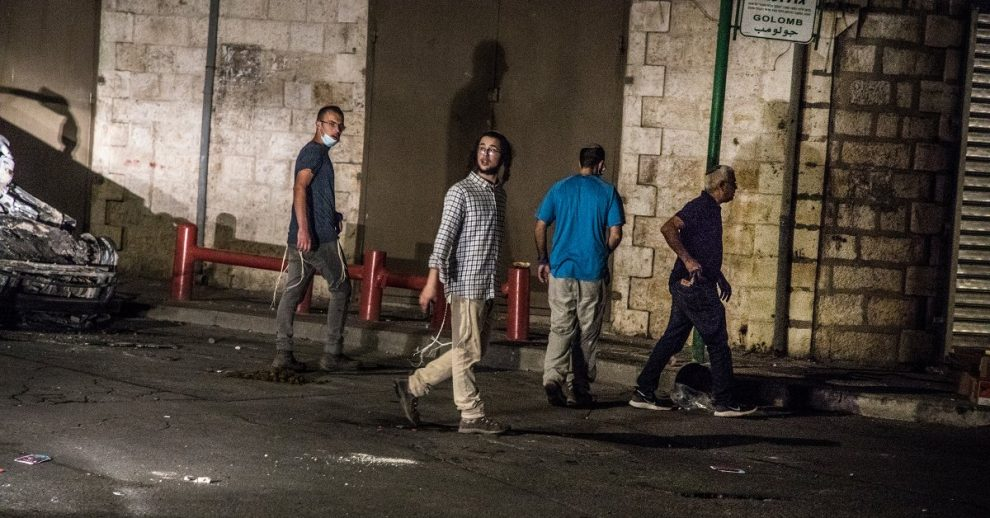 Inside the Israeli City That Sits on the Divide Between Jews and Arabs