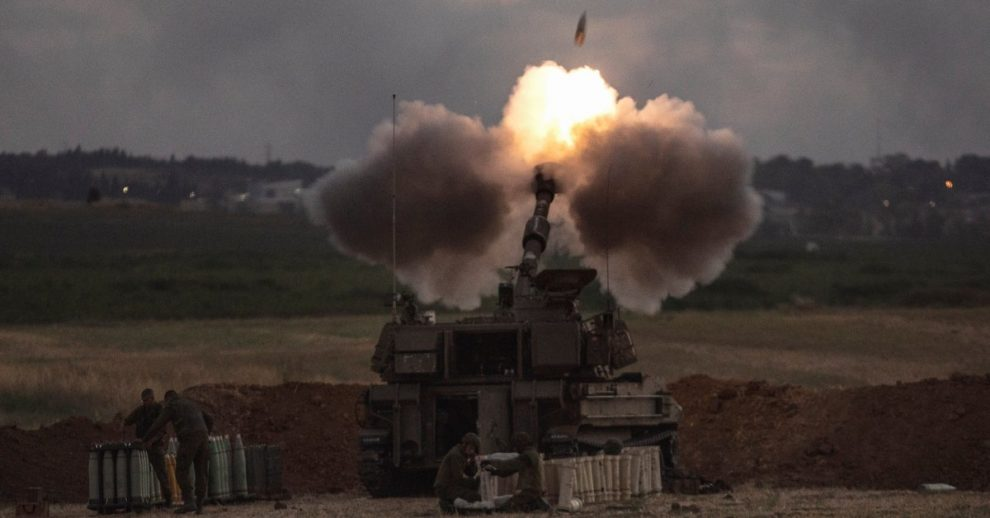 Israel and Hamas Trade Fire in Gaza as War Rages On