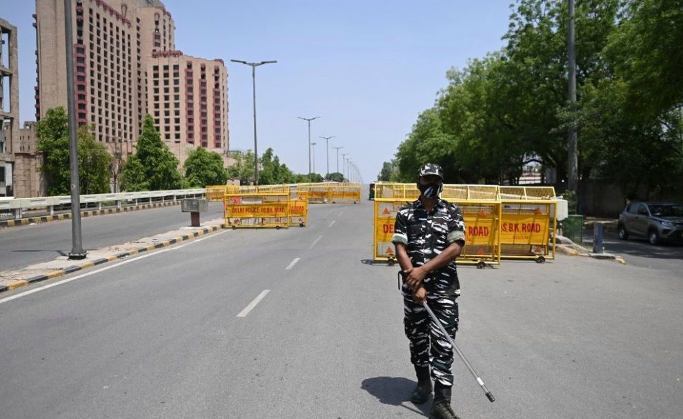 The Indian Government Is Facing Calls for a National Lockdown