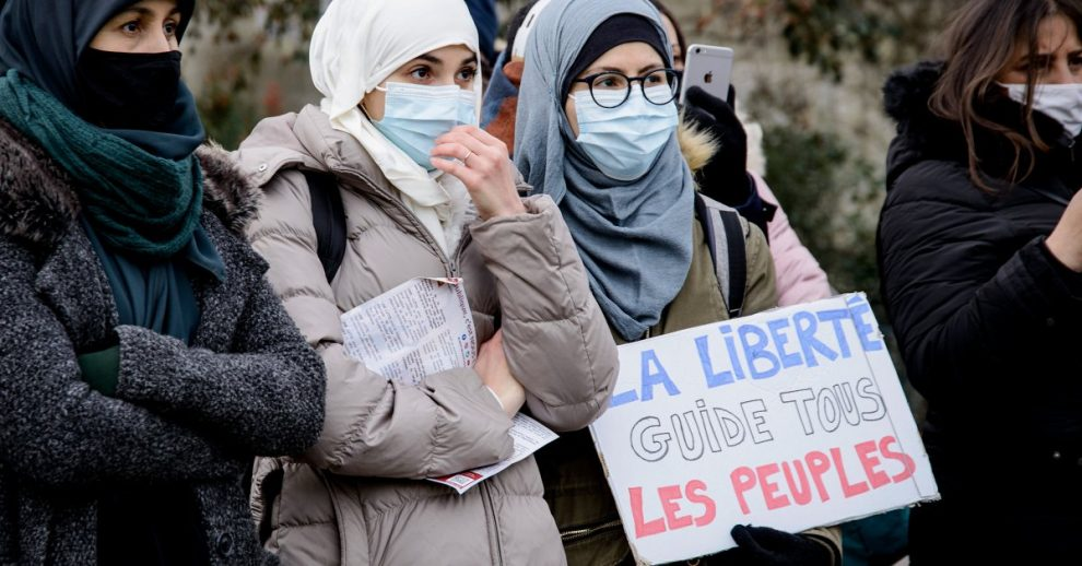 Who Gets to Wear a Headscarf? The Complicated History Behind France's Latest Hijab Controversy
