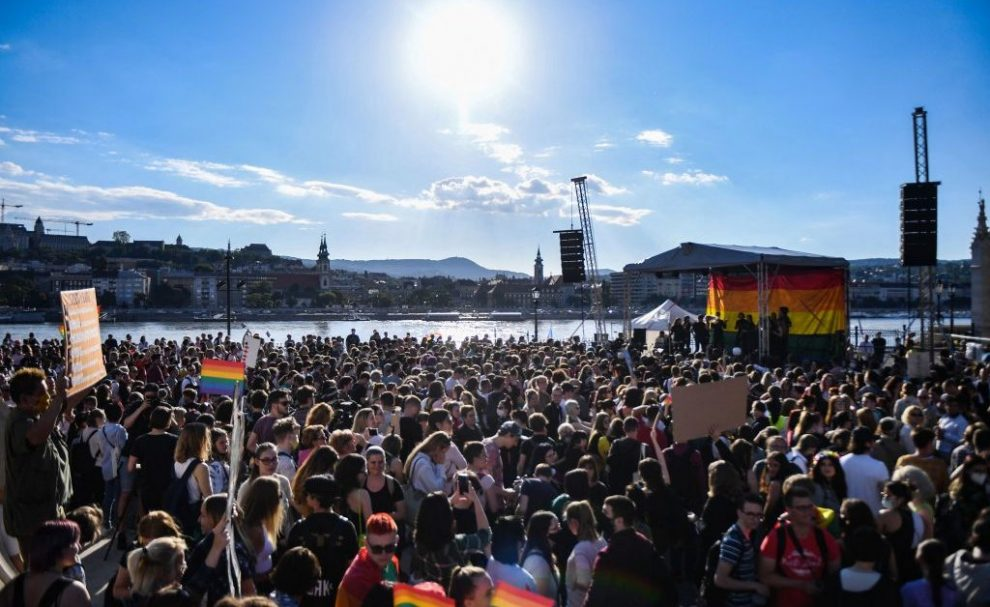 EU Begins Legal Action Against Hungary Over its Anti-LGBTQ Law