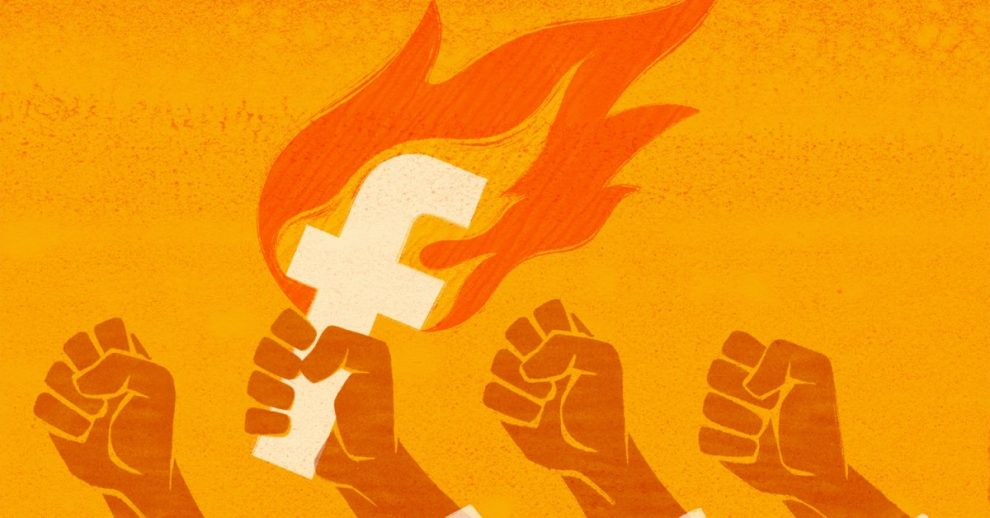 Facebook Banned a Hindu Extremist Group—Then Left Most of Its Pages Online for Months