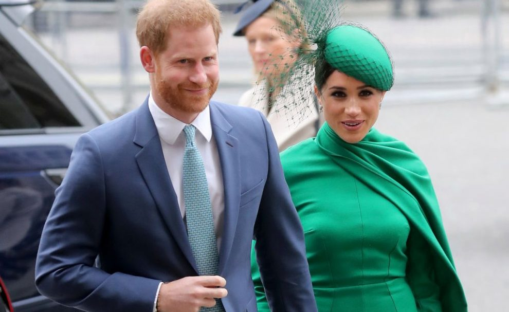 Prince Harry and Meghan Markle Welcome Second Child