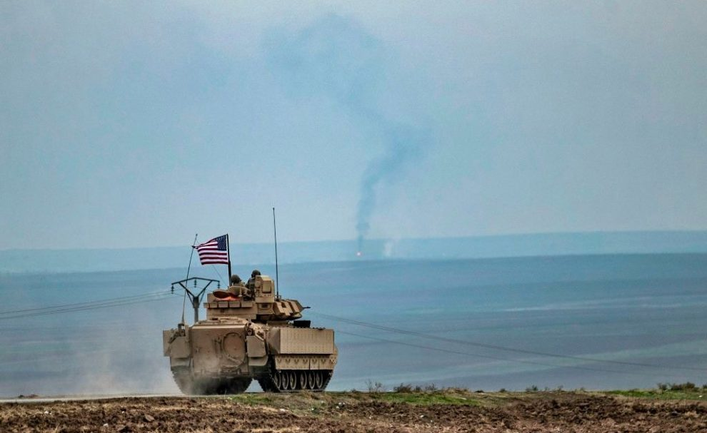 U.S. Airstrikes Target Iran-Backed Militias in Syria and Iraq