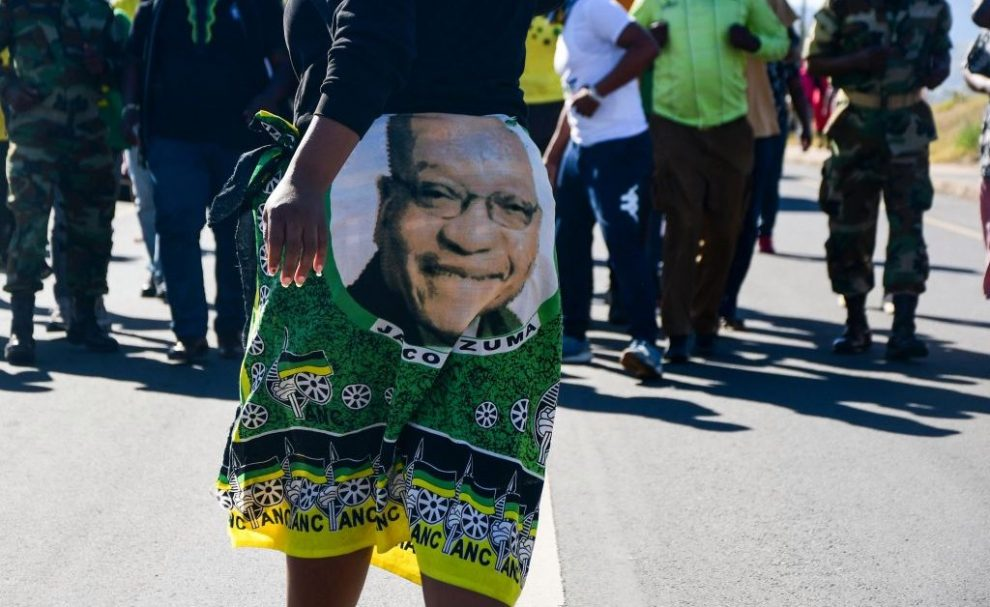 A South African Court's Ruling Against Jacob Zuma Offers Hope for the Rule of Law
