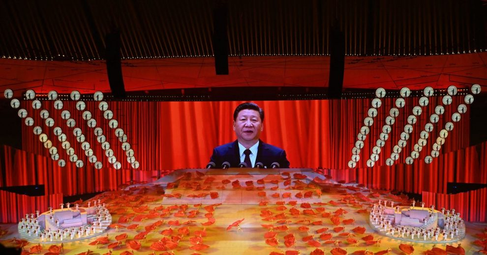 At Centenary Celebrations, Xi Jinping Says China's Success Rests on the Communist Party. But In Reality, It's All About Him