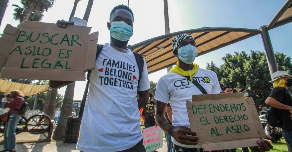 Caught Between U.S. Policies and Instability at Home, Haitian Migrants in Tijuana Are in a State of Limbo