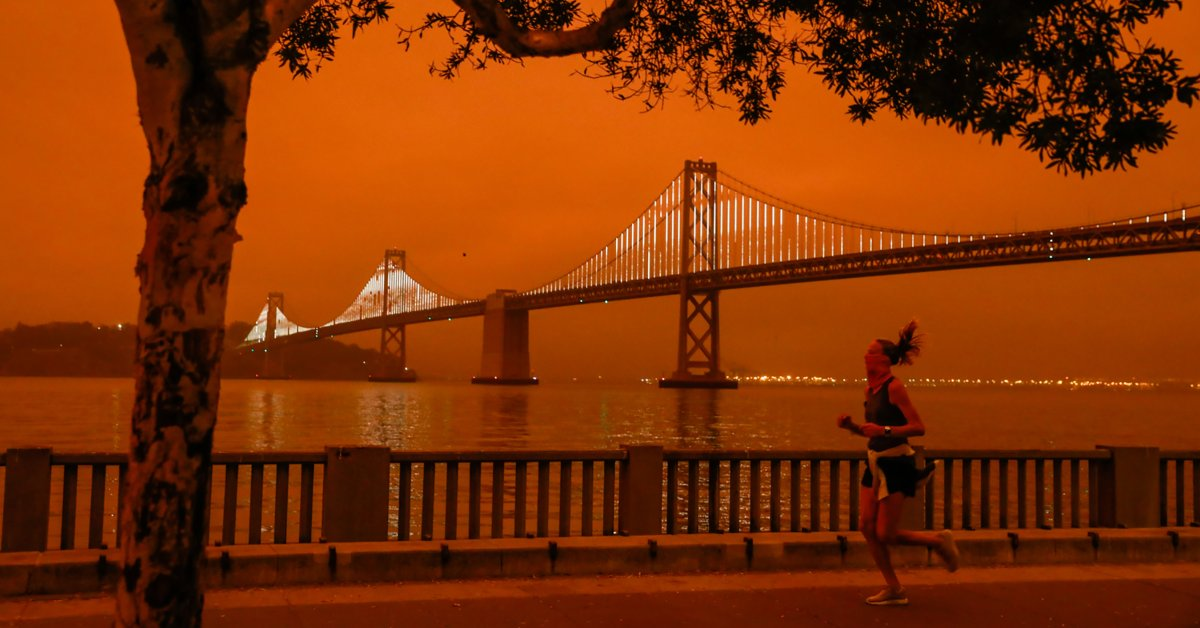 Climate Disasters Are Making It Hard to Enjoy the Olympics. And I'm Not Sure I Want to, Anyway