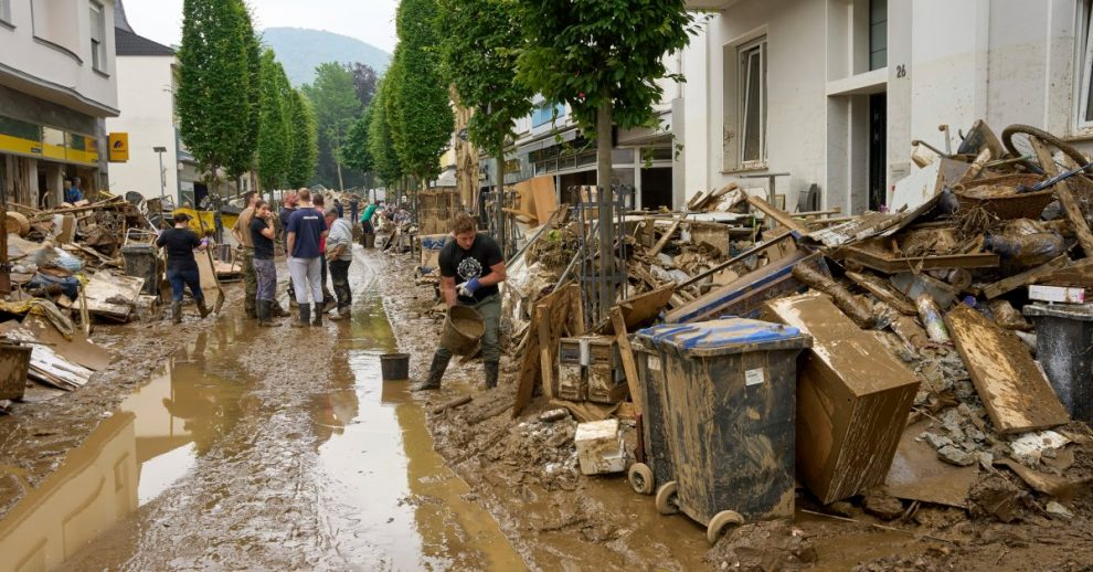 Europe Flood Death Toll Tops 150 as Many Remain Missing