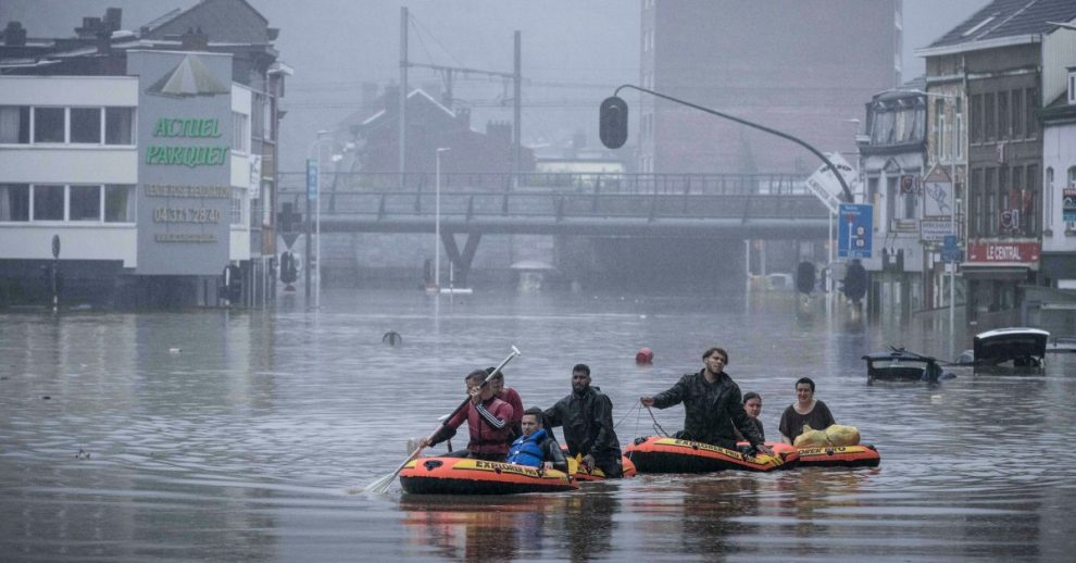 Over 60 People Are Dead and Dozens Are Missing as Severe Floods Strike Europe