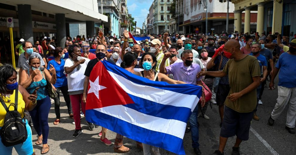 What the Protests in Cuba Mean for the Future of Communism and U.S. Relations