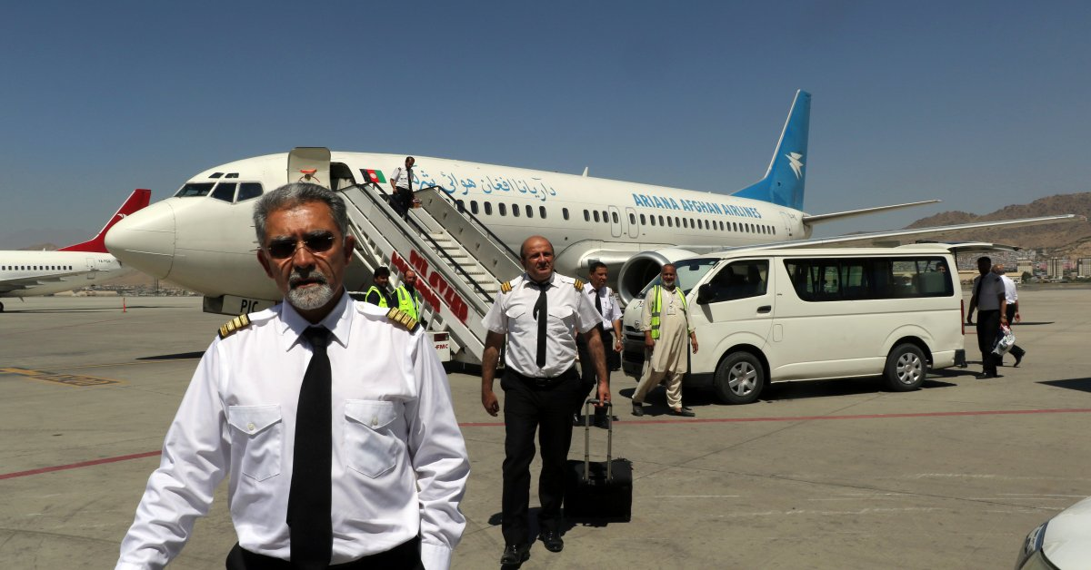 The Taliban Are Stopping Planes of Evacuees From Leaving However It's Not Clear Why
