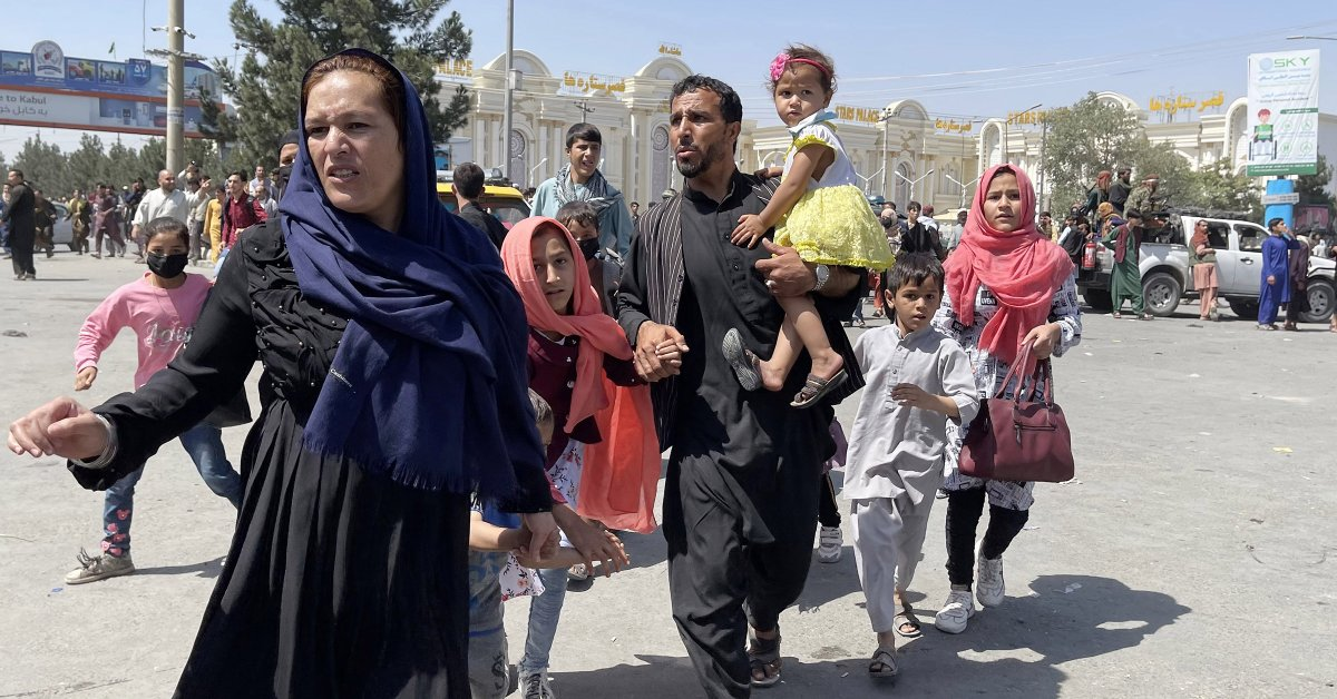 The U.S. Turned Away Jewish Refugees in 1939. We Should Not Repeat Historical past With Afghans Fleeing the Taliban