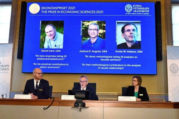 David Card Shares Nobel Prize in Economics for Pure Experiments